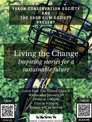 Dinner with a side of hope: Living the Change photo