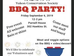 Member Celebration BBQ Sept 6 12-2pm photo