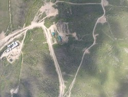 Mt Nansen processing plant and camp