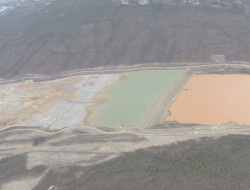 Rose Creek Tailings Dam