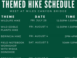 Themed Hikes